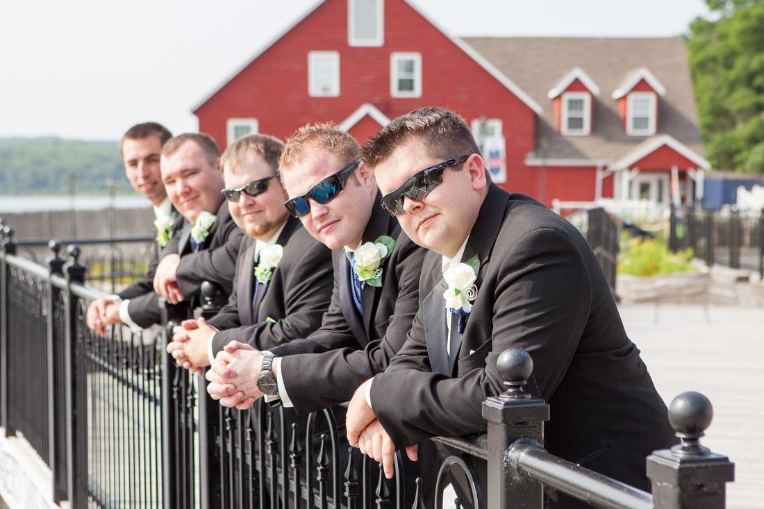 Discovery Harbour Wedding Photography Midland Ontario