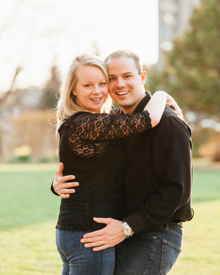 Barrie Heritage Park Engagement