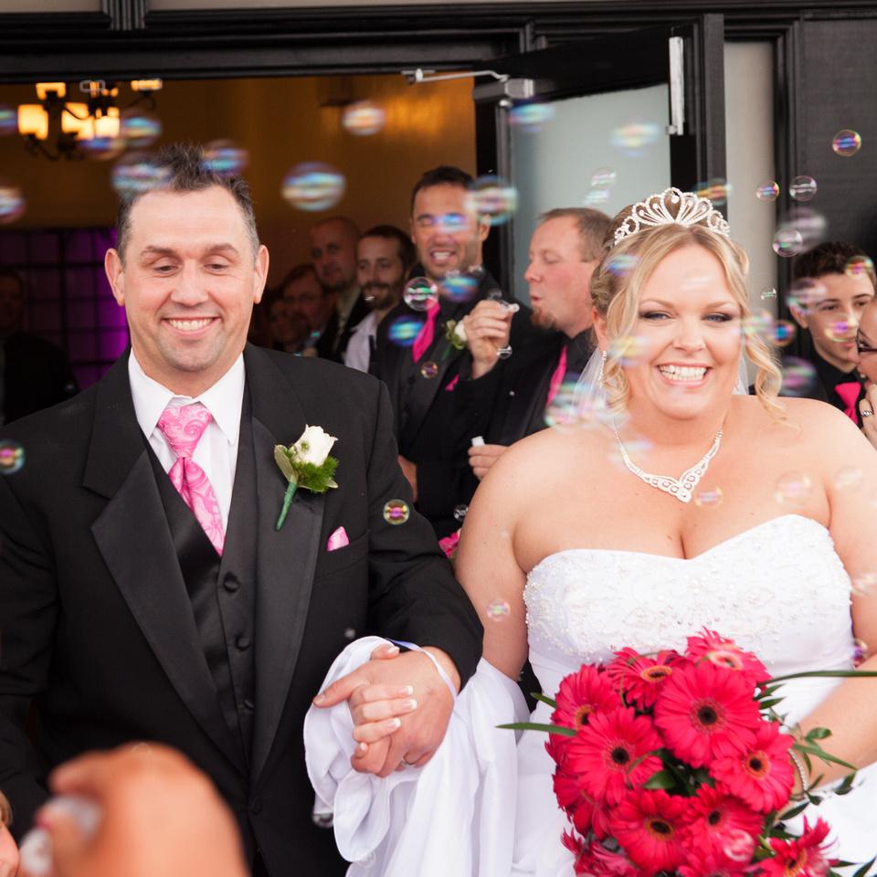 Barrie Wedding South Shore Centre
