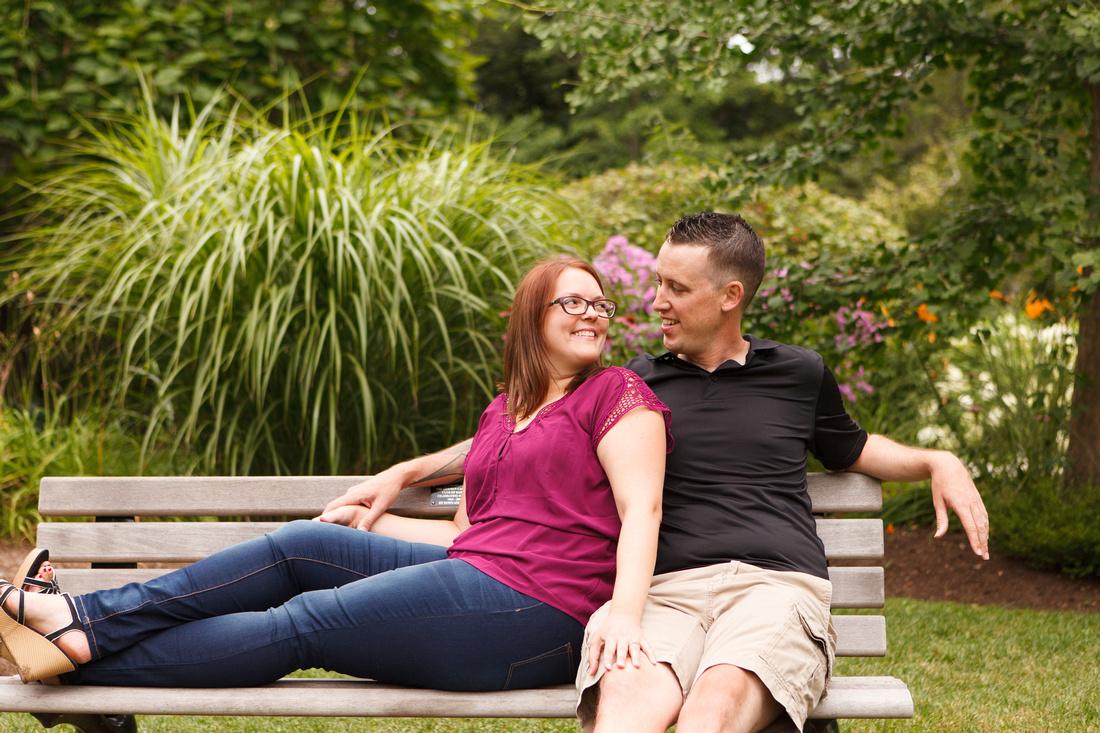 Sunnidale Park Engagement photos