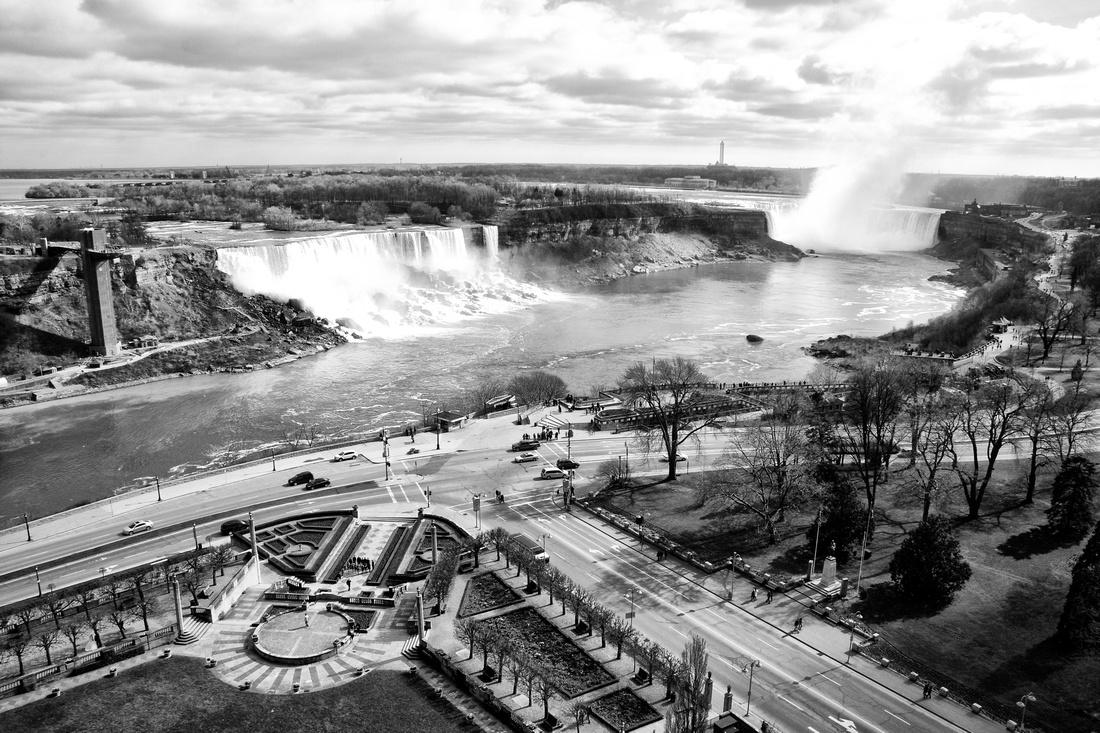 Niagara Falls, Ontario Canada.