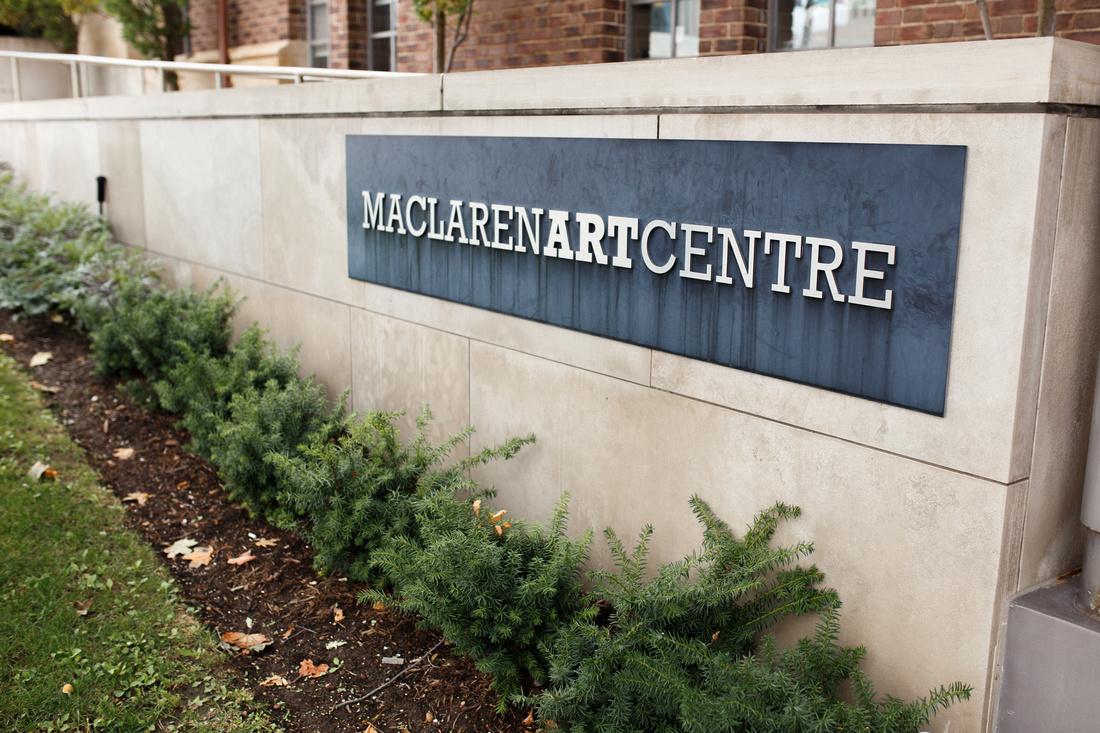 MacLaren Art Centre Wedding