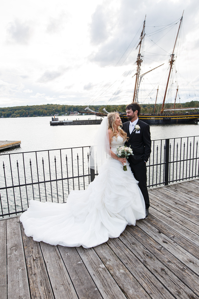 Wedding at Discovery Harbour - Wedding Photographer