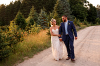 Drysdale's Tree Farm Wedding