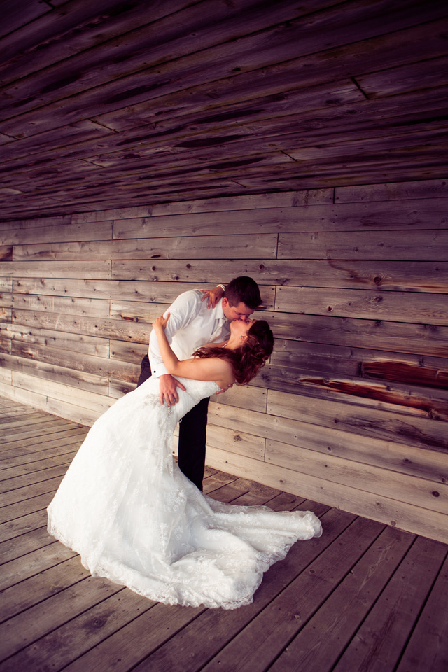 Wedding at Discovery Harbour