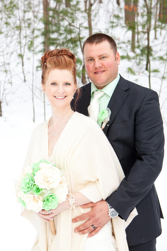 Winter Weddings - Barrie Ontario