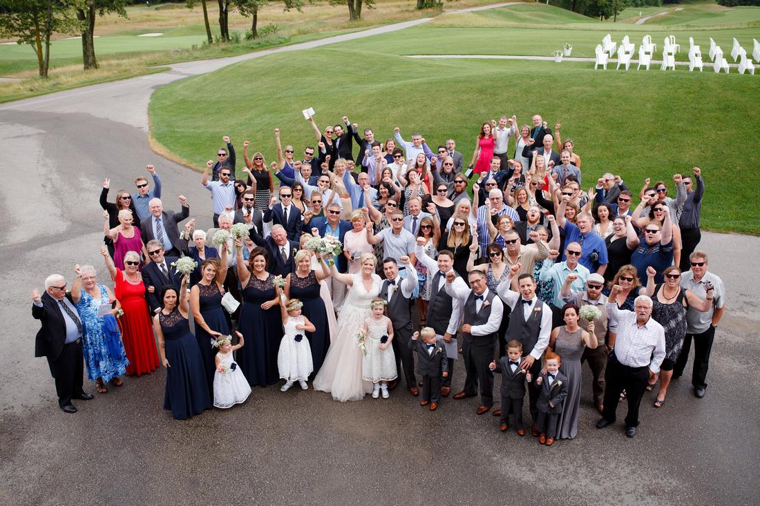 Tangle Creek Golf Weddings