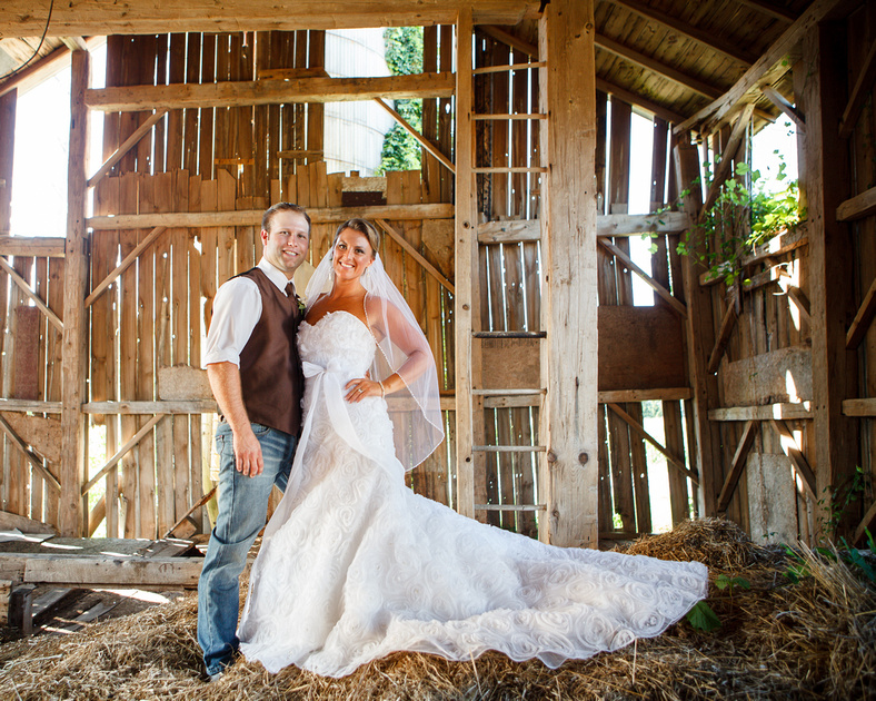 Barrie ribet wedding