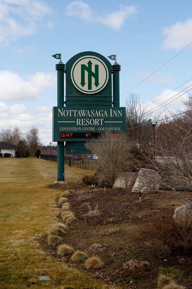 Nottawasaga Inn Resort - Alliston Ontario