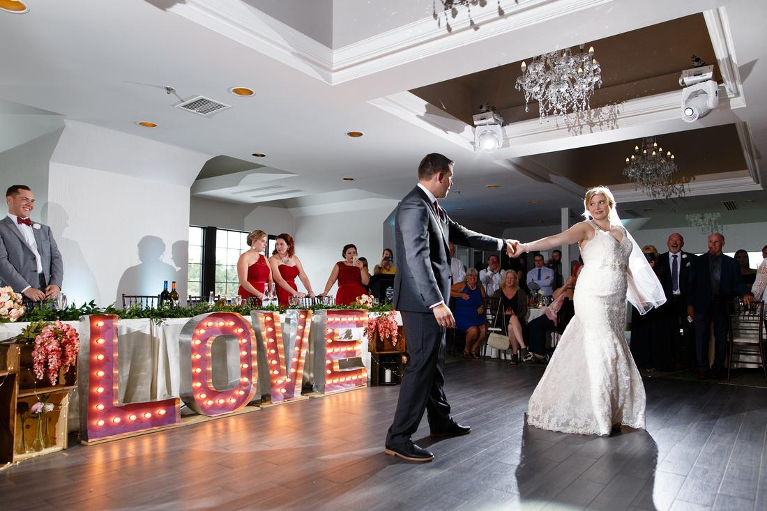 Wedding at The Manor