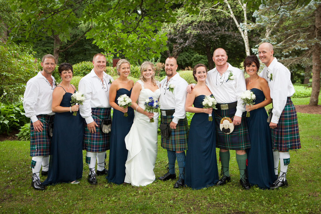 Wedding Photography at Sunnidale Park Barrie