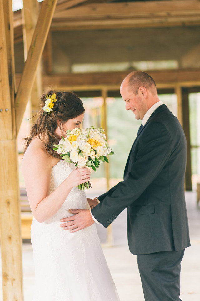 Tiffin Centre For Conservation  Wedding Photographer