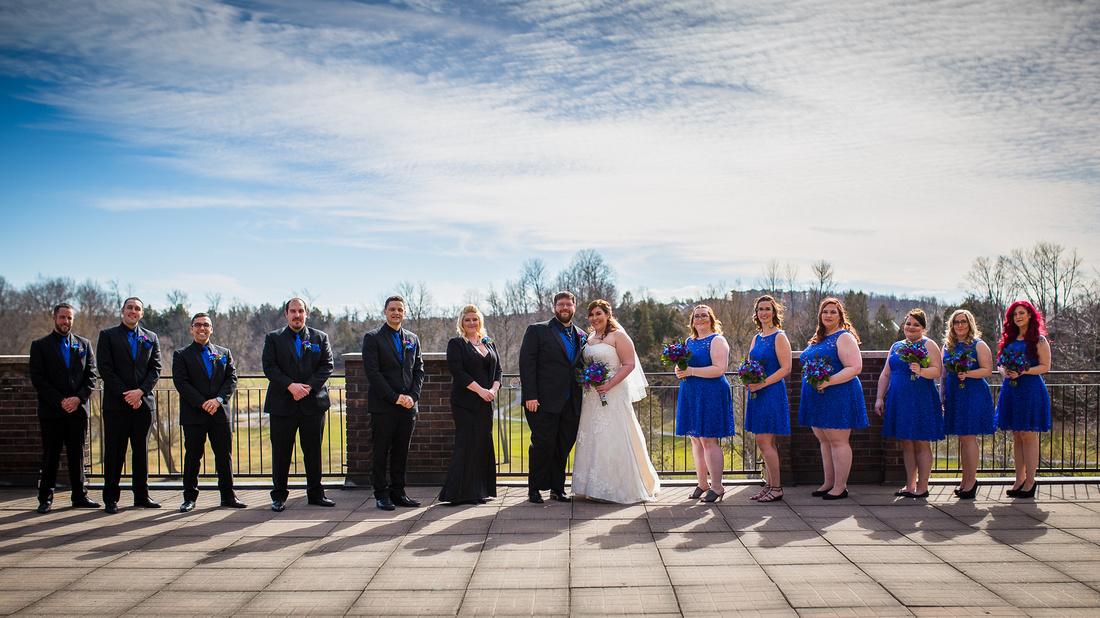Nottawasaga Inn Resort Wedding Photos